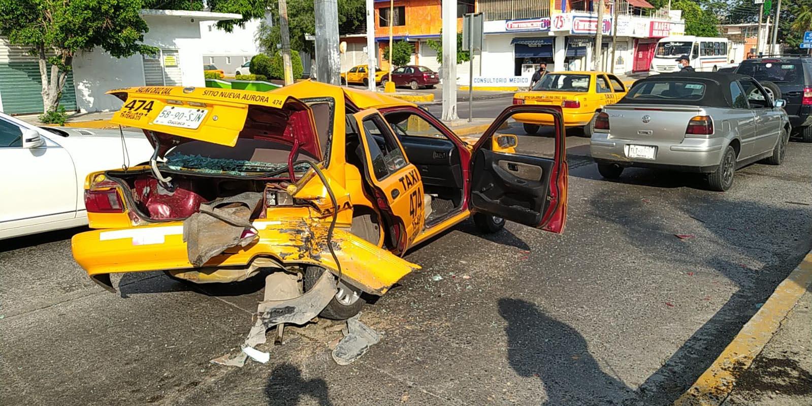 Carambola sobre Cuatro Carriles | El Imparcial de Oaxaca