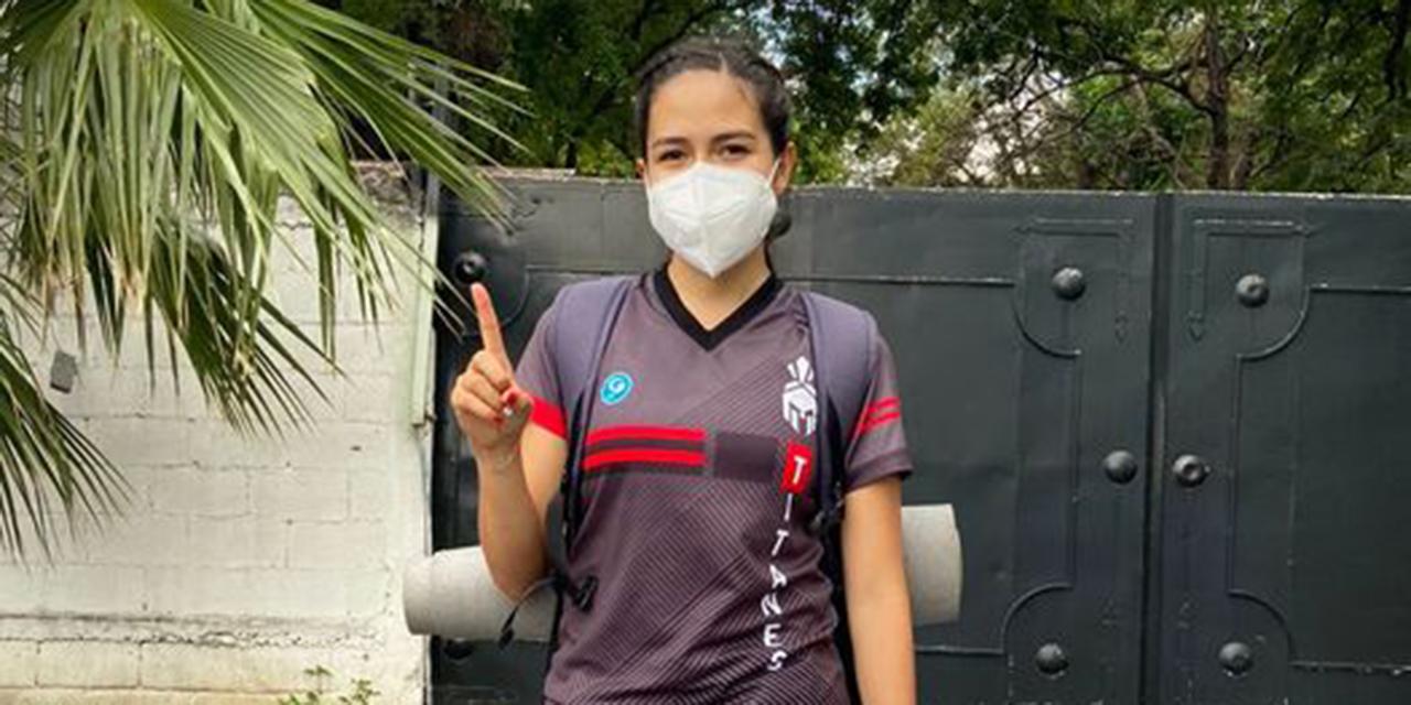 Paulina sigue siendo la reina   El Imparcial de Oaxaca