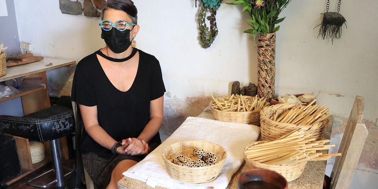 Oaxaqueños consolidan oferta de popotes ecológicos   El Imparcial de Oaxaca