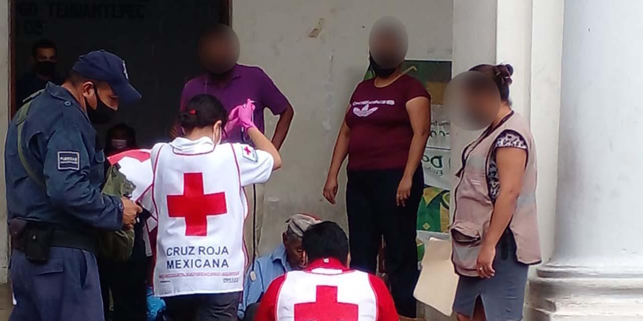 Paramédicos; la primera línea de la pandemia por Covid-19   El Imparcial de Oaxaca