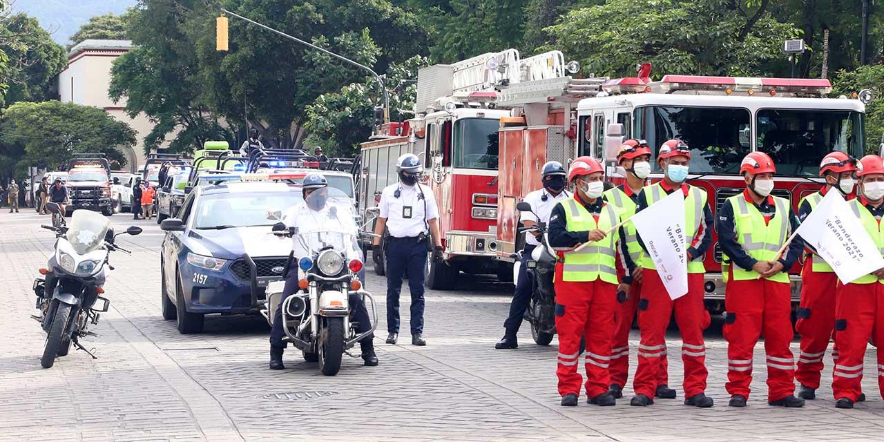Arranca operativo de seguridad Verano 2021   El Imparcial de Oaxaca