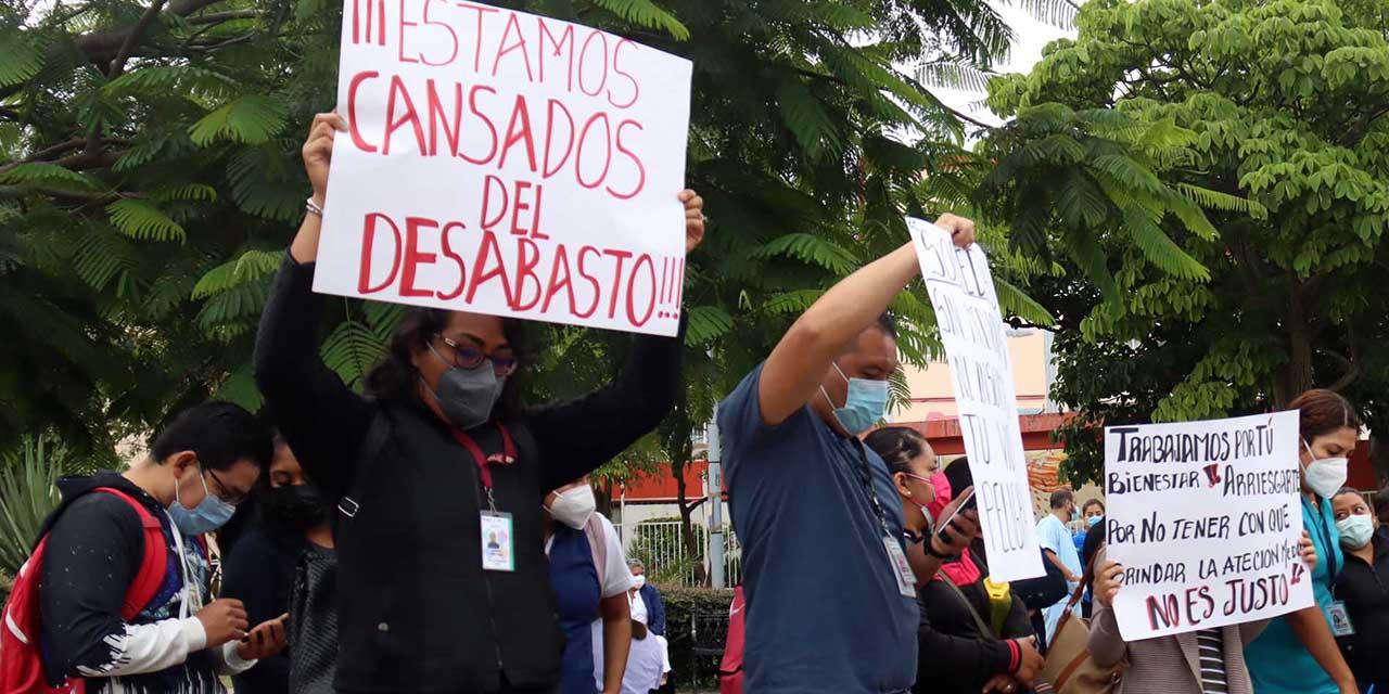 Hospital Civil se declara en crisis   El Imparcial de Oaxaca