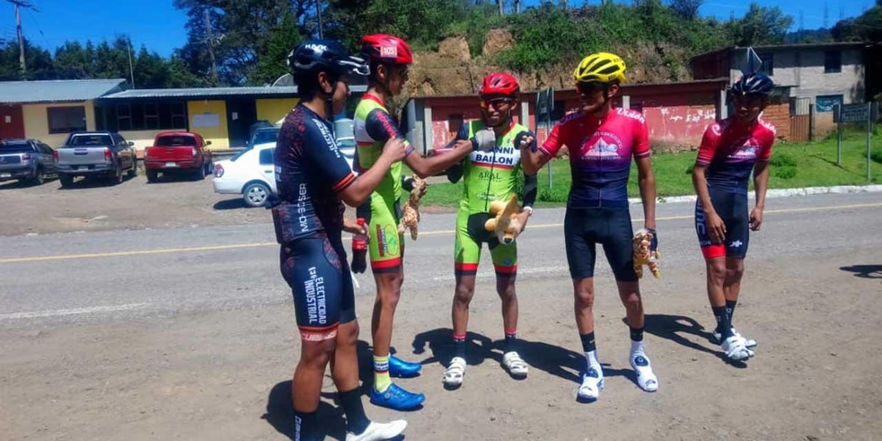 Carlos Matías conquistó La Cumbre | El Imparcial de Oaxaca