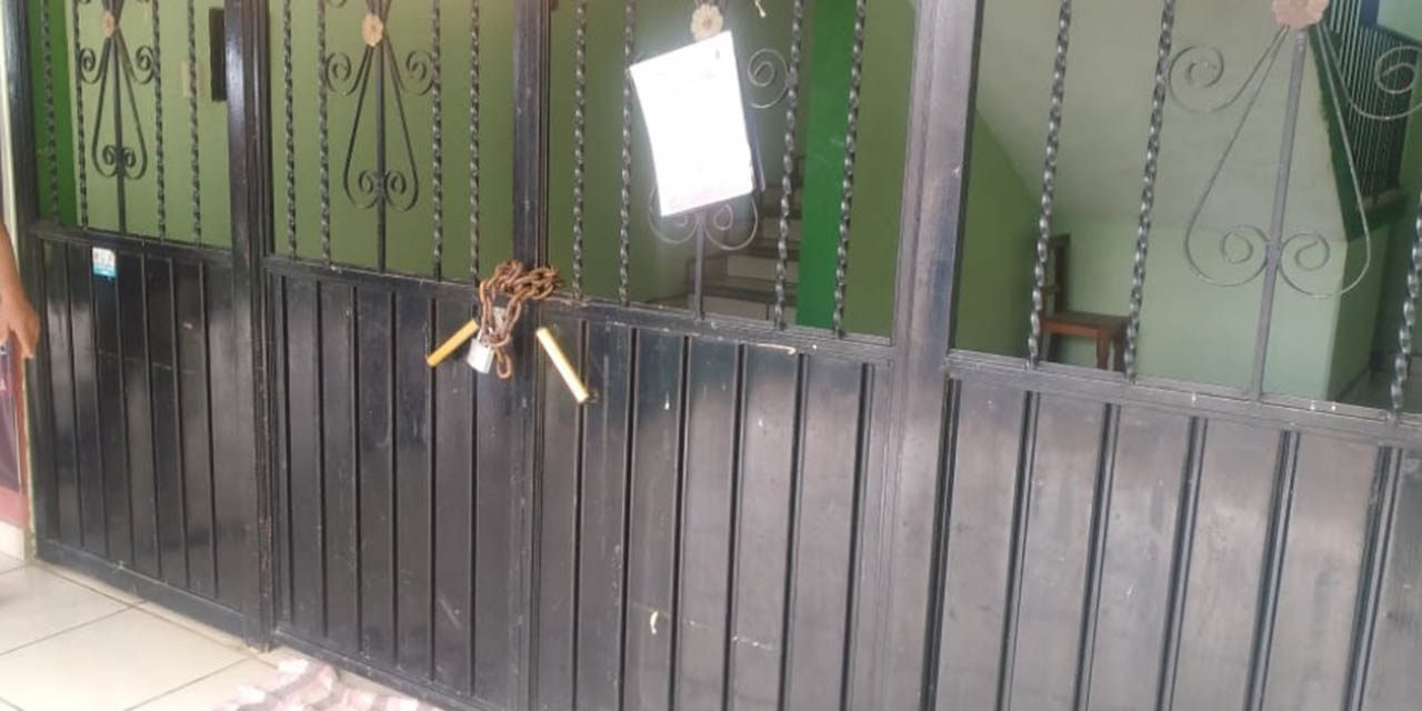 Deciden en asamblea cerrar el palacio municipal de Concepción Pápalo   El Imparcial de Oaxaca