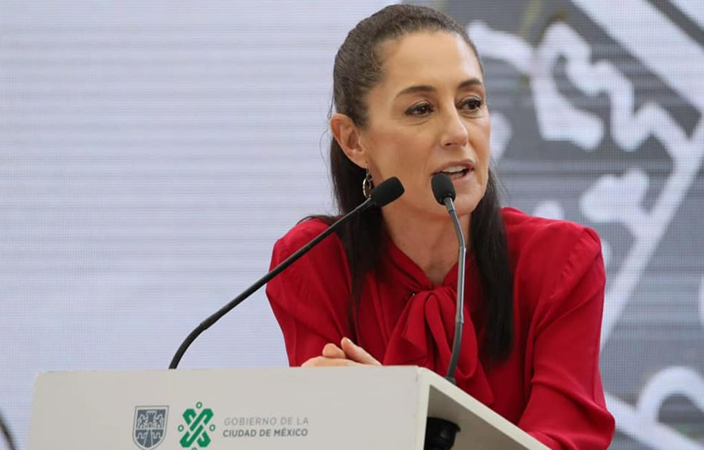 Sheinbaum fue espiada durante gobierno de Mancera en la CDMX   El Imparcial de Oaxaca