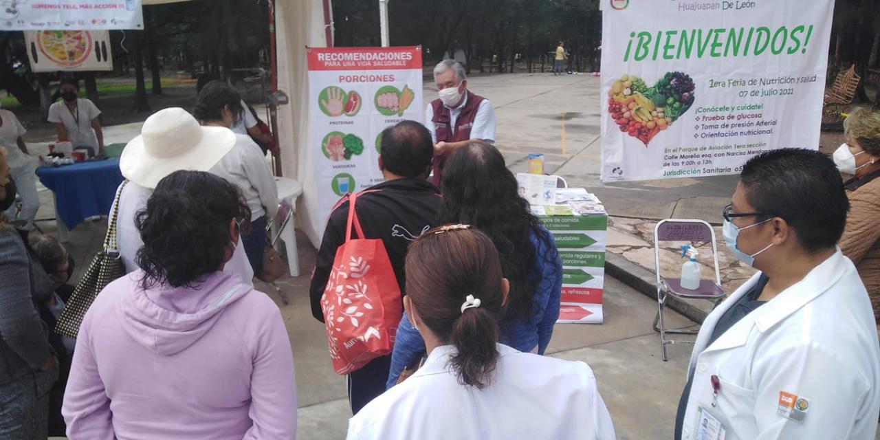 Impulsan prevención de enfermedades cardiometabólicas en La Mixteca   El Imparcial de Oaxaca