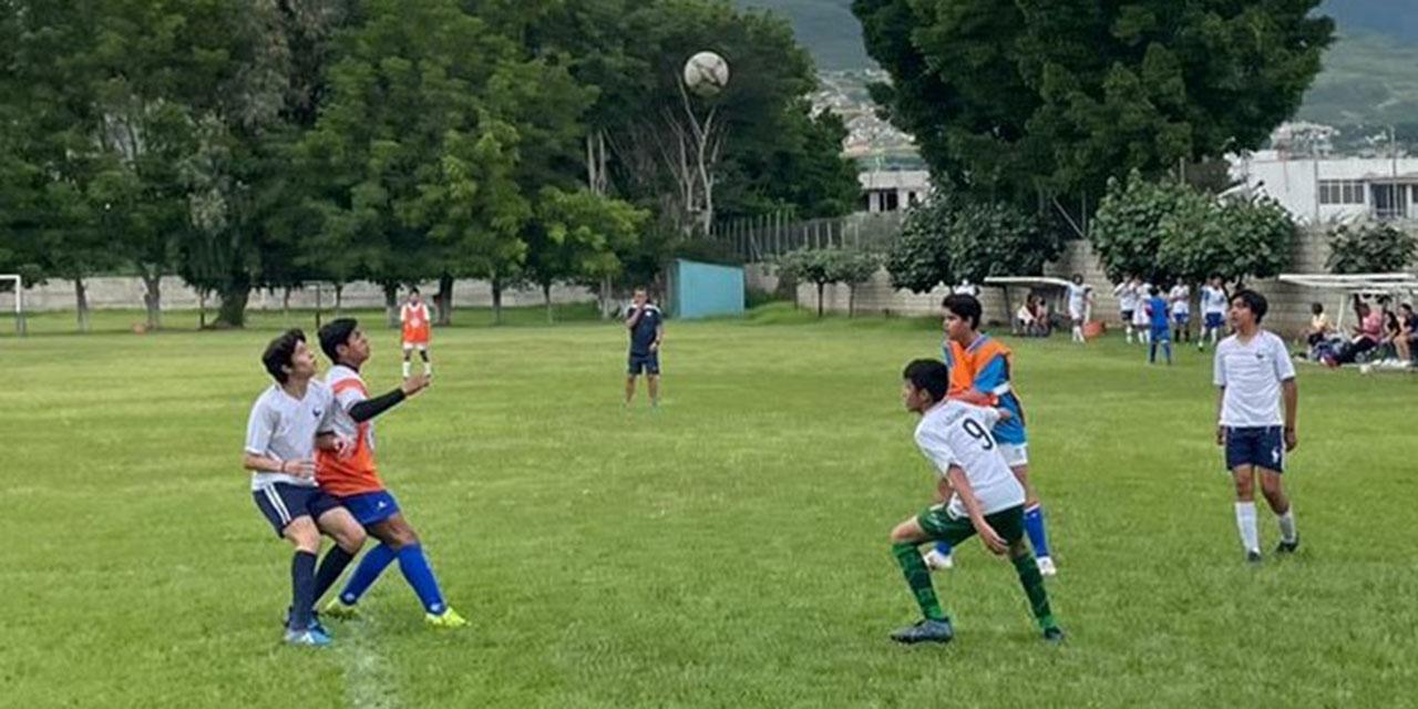 Preparan Torneo Guelaguetza Azul | El Imparcial de Oaxaca