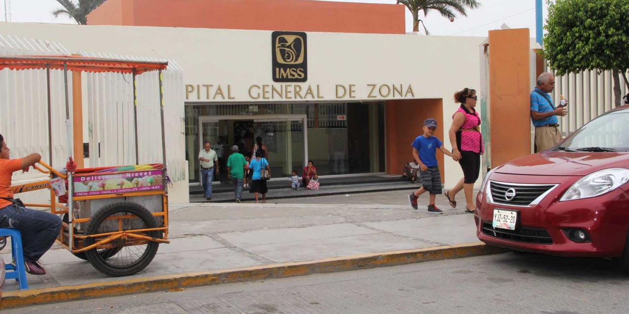 IMSS de Salina Cruz, al tope   El Imparcial de Oaxaca