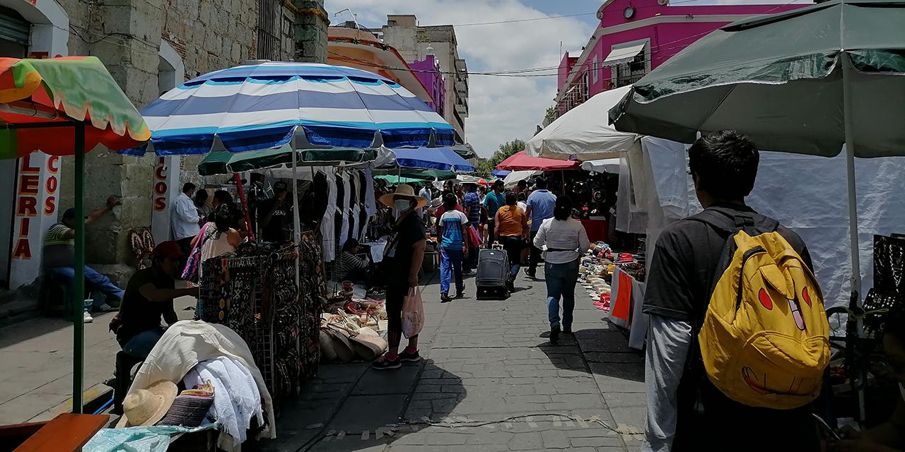 Boleros, damnificados por retiro de ambulantes   El Imparcial de Oaxaca