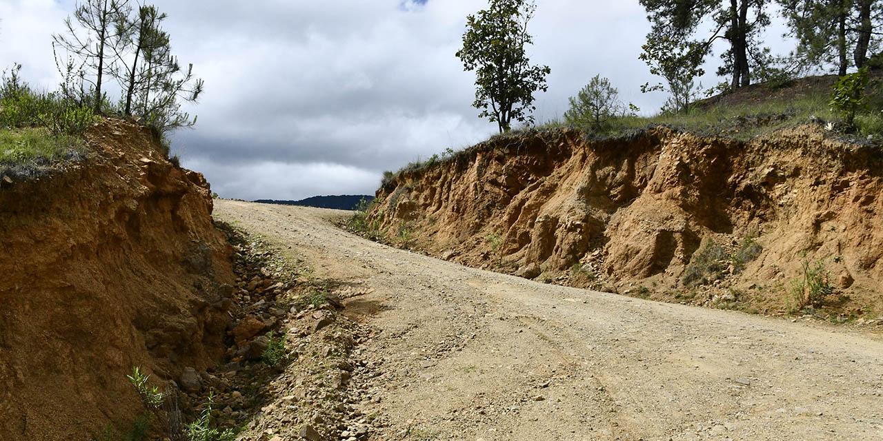 Huitepec, marginados del progreso de una carretera | El Imparcial de Oaxaca
