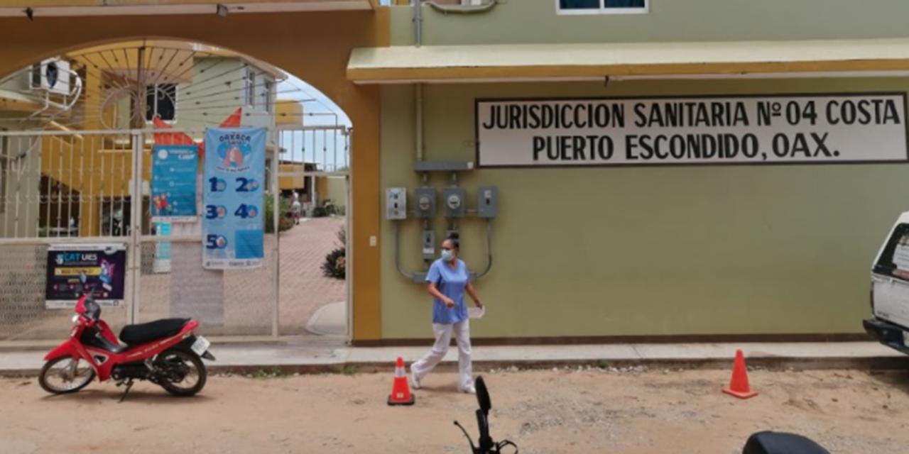Cierran Jurisdicción Sanitaria de la Costa   El Imparcial de Oaxaca
