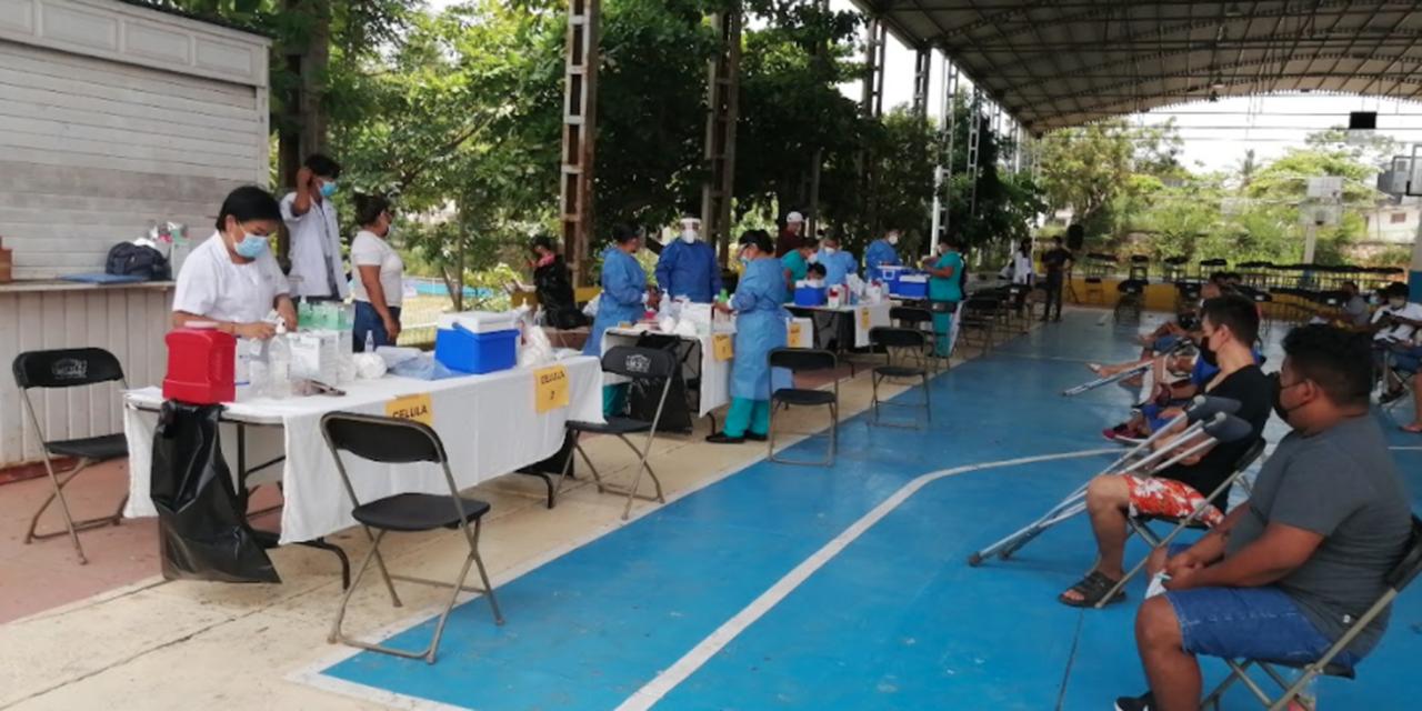 Inician vacunación en San Pedro Mixtepec | El Imparcial de Oaxaca