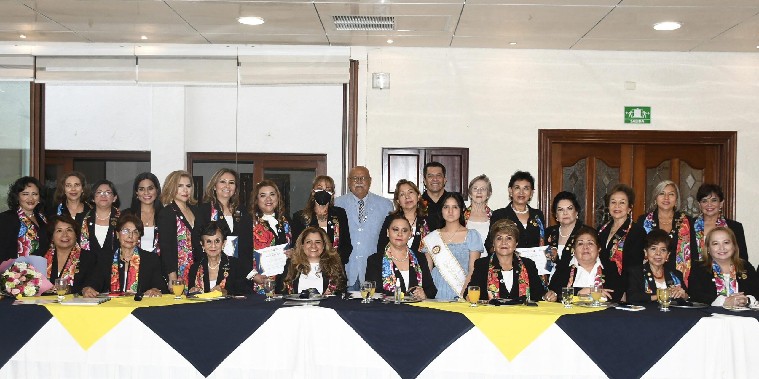 Celebran Cierre del Año Rotario   El Imparcial de Oaxaca