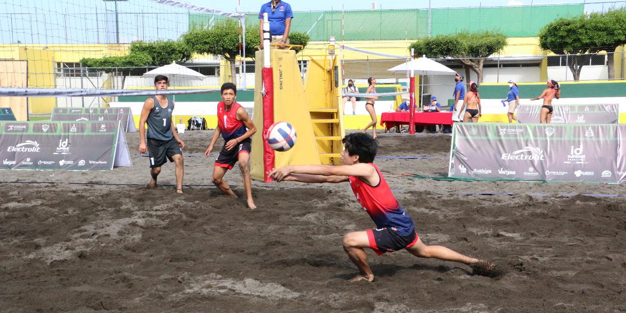 Quedan prácticamente eliminados del voleibol | El Imparcial de Oaxaca
