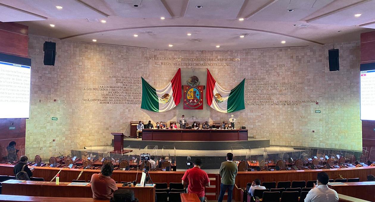 Abogados, la voz cantante en la próxima 65 legislatura | El Imparcial de Oaxaca
