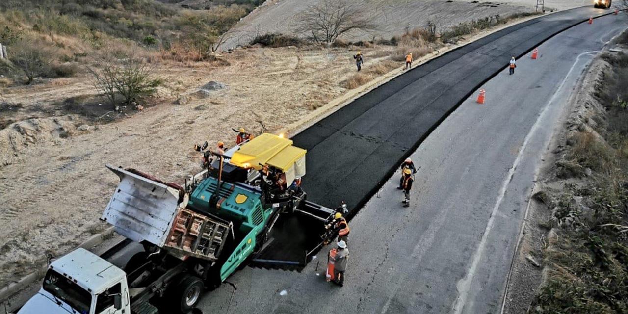 Apuran pavimentación a comunidades rurales de Oaxaca   El Imparcial de Oaxaca