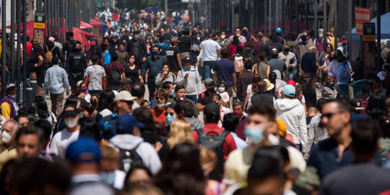 Toma fuerza tercera ola; reportan 11,137 positivos a nivel nacional en un día | El Imparcial de Oaxaca