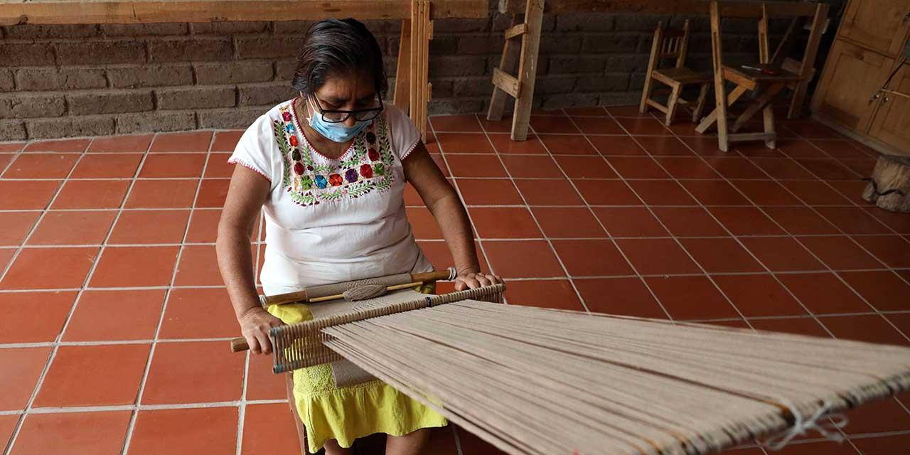 Mantienen vivo el telar de cintura en Jalieza | El Imparcial de Oaxaca
