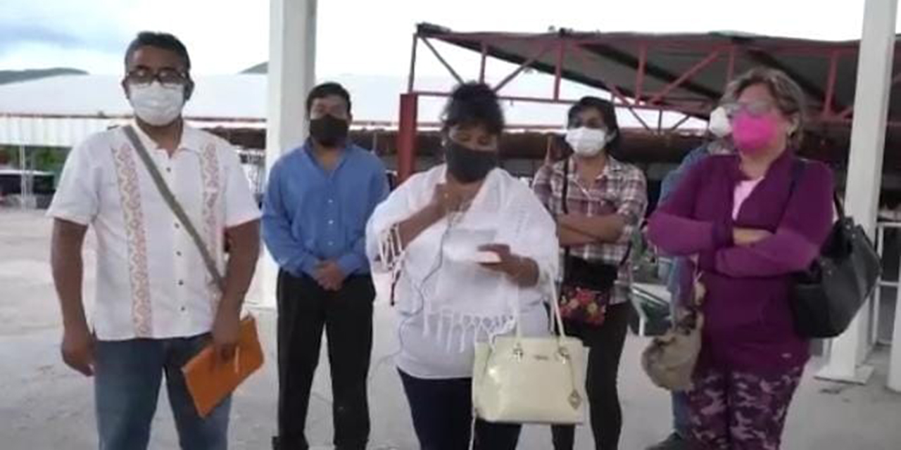 Se inconforman colonos por la instalación de ferieros en Huajuapan | El Imparcial de Oaxaca
