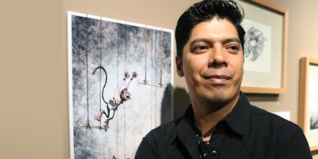 Darío Castillejos gana nuevamente premio de World Press Cartoon   El Imparcial de Oaxaca
