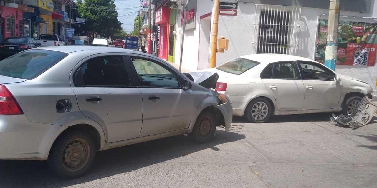 Accidente en Juchitán deja cuantiosos daños materiales | El Imparcial de Oaxaca