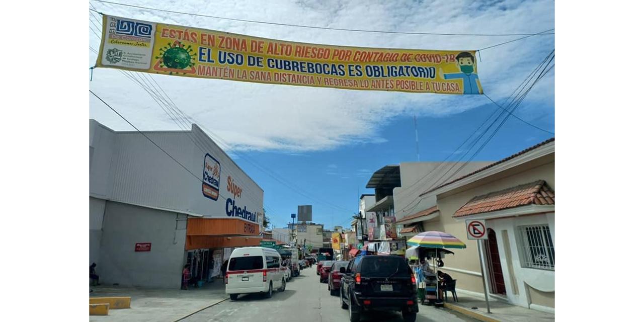 Aumento de casos de Covid-19 en Pinotepa Nacional; no se detienen | El Imparcial de Oaxaca