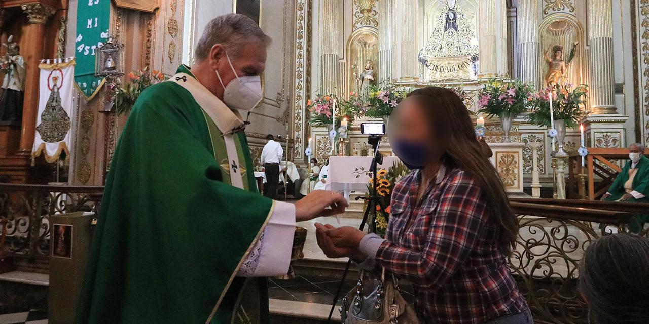Los templos no son centros de contagio, dice Arzobispo | El Imparcial de Oaxaca