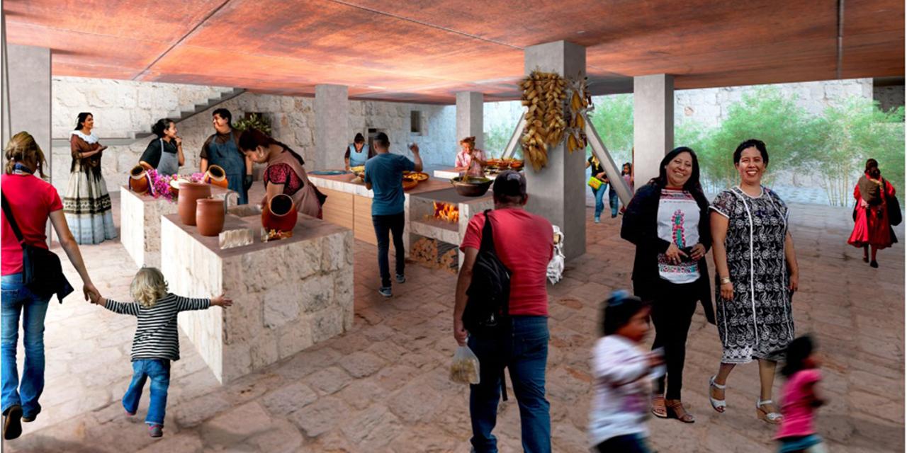 Centro Expositor Gastronómico fortalecerá el sector turístico | El Imparcial de Oaxaca