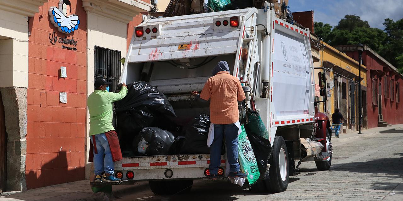 Reactivan recolección de basura en Oaxaca; tercera crisis en dos meses | El Imparcial de Oaxaca