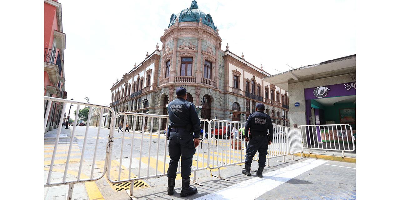 Mantienen operativo anti ambulantes en Oaxaca; ciudadanos alistan protesta | El Imparcial de Oaxaca