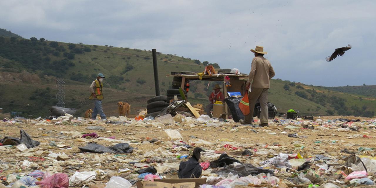 Operan en Oaxaca 30 rellenos sanitarios | El Imparcial de Oaxaca