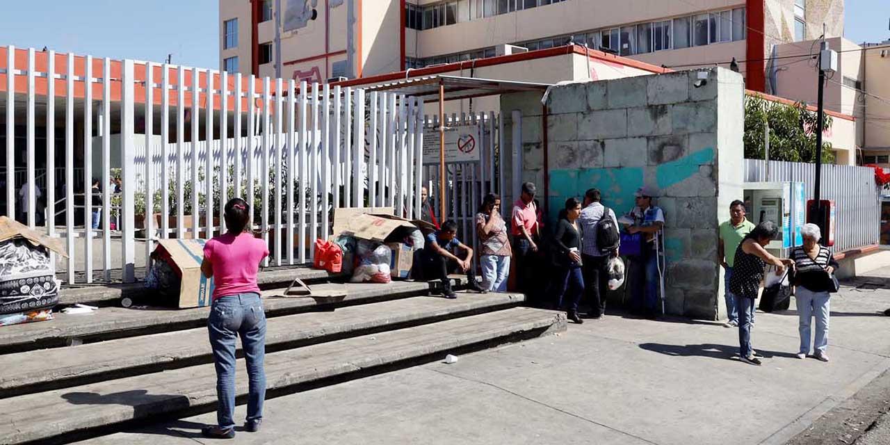 Hospitales de Oaxaca al límite; pacientes esperan más de hora y media para ser atendidos | El Imparcial de Oaxaca