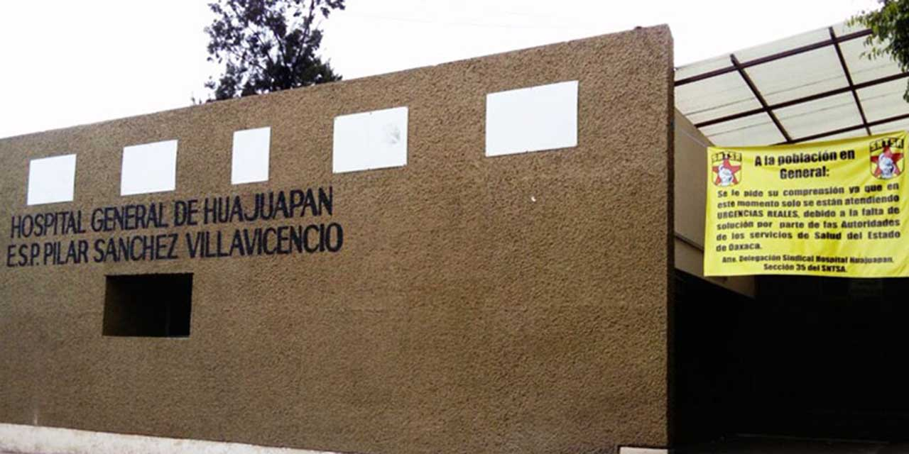 Alarmante ocupación hospitalaria por Covid-19 en La Mixteca   El Imparcial de Oaxaca