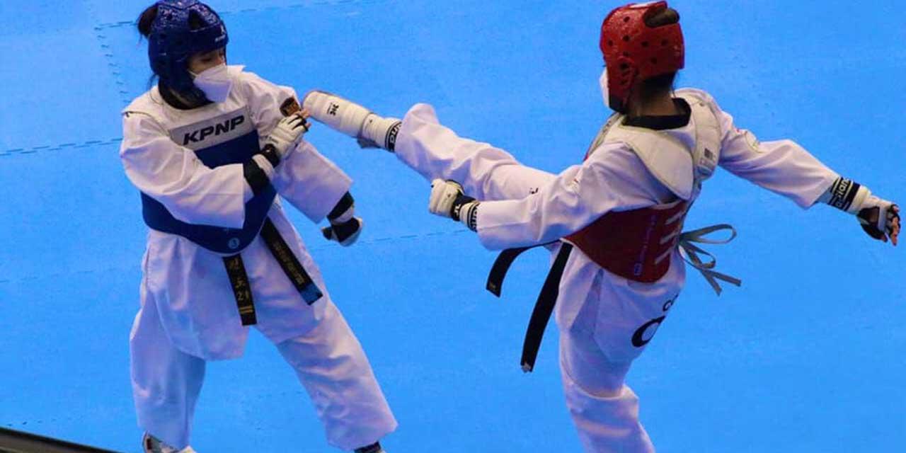 Taekwondo oaxaqueño cosechó 13 medallas   El Imparcial de Oaxaca