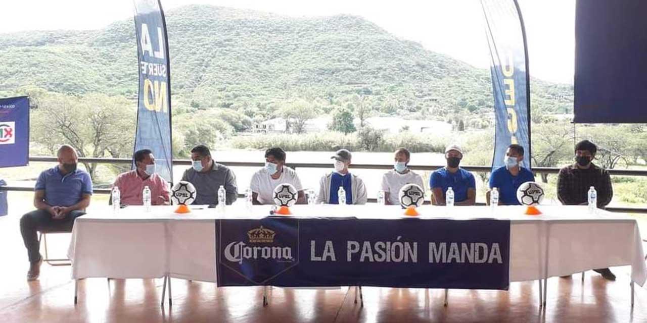 Impulsan a Huajuapan como cuna del futbol | El Imparcial de Oaxaca