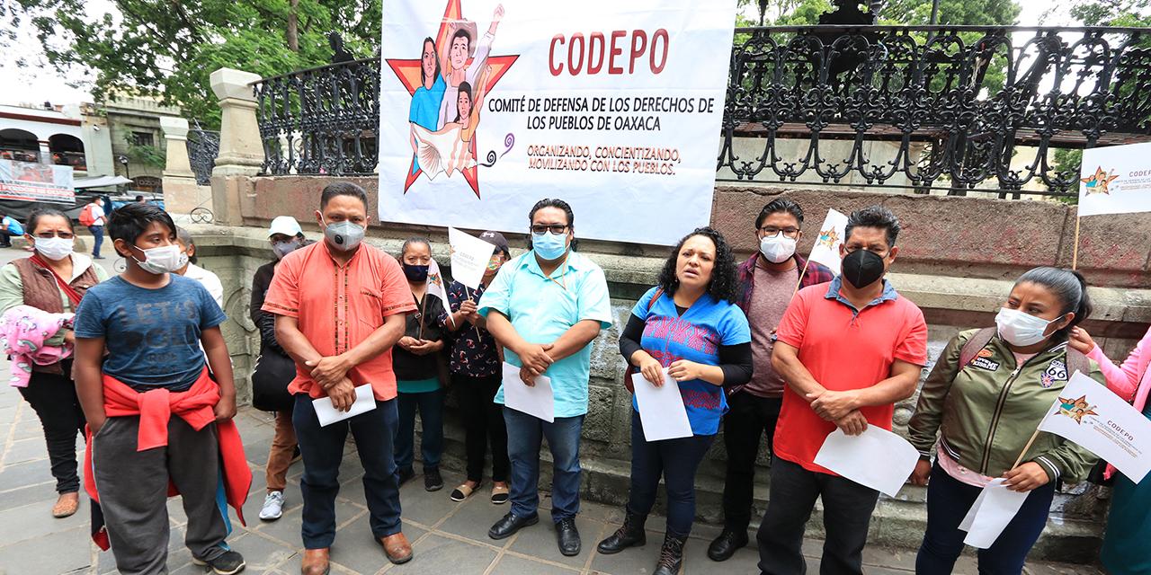 Fundador de Codepo denuncia amenazas   El Imparcial de Oaxaca