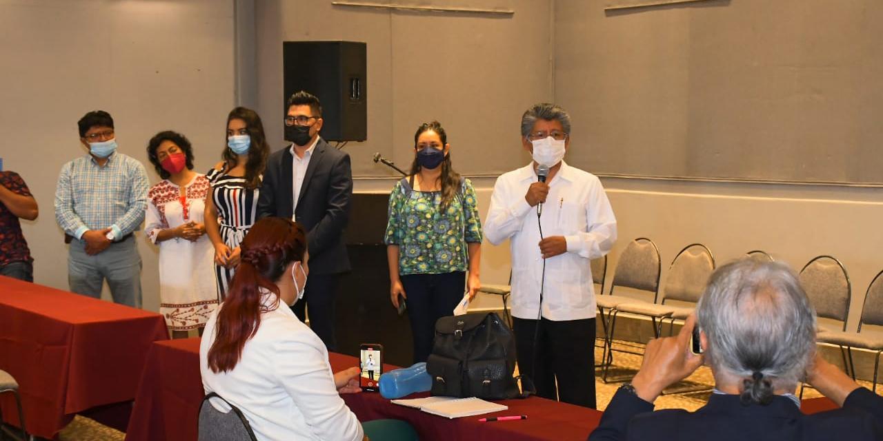 Participa Martínez Neri en programa de capacitación a concejales electos | El Imparcial de Oaxaca