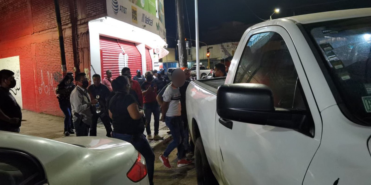 Balacera tras persecución en la Colonia Arboledas   El Imparcial de Oaxaca