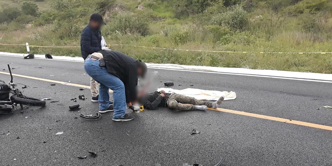 Fatídico accidente en Carretera Federal 190 | El Imparcial de Oaxaca