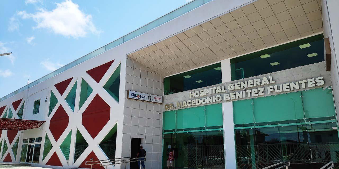 Hospitales del Istmo, al tope | El Imparcial de Oaxaca