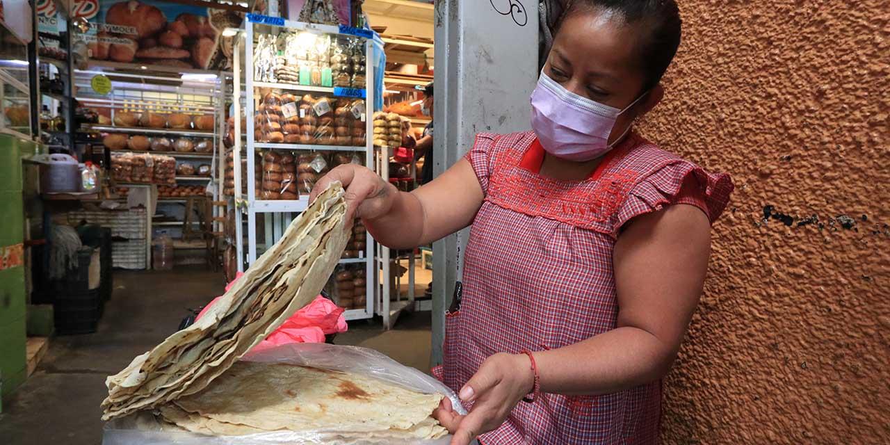 Fuerte crisis pega a  productoras de tlayudas   El Imparcial de Oaxaca
