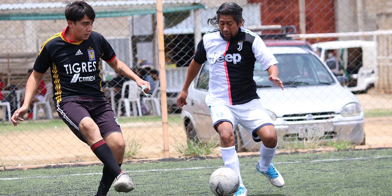 Preparan la quinta jornada de la Liga SF7   El Imparcial de Oaxaca