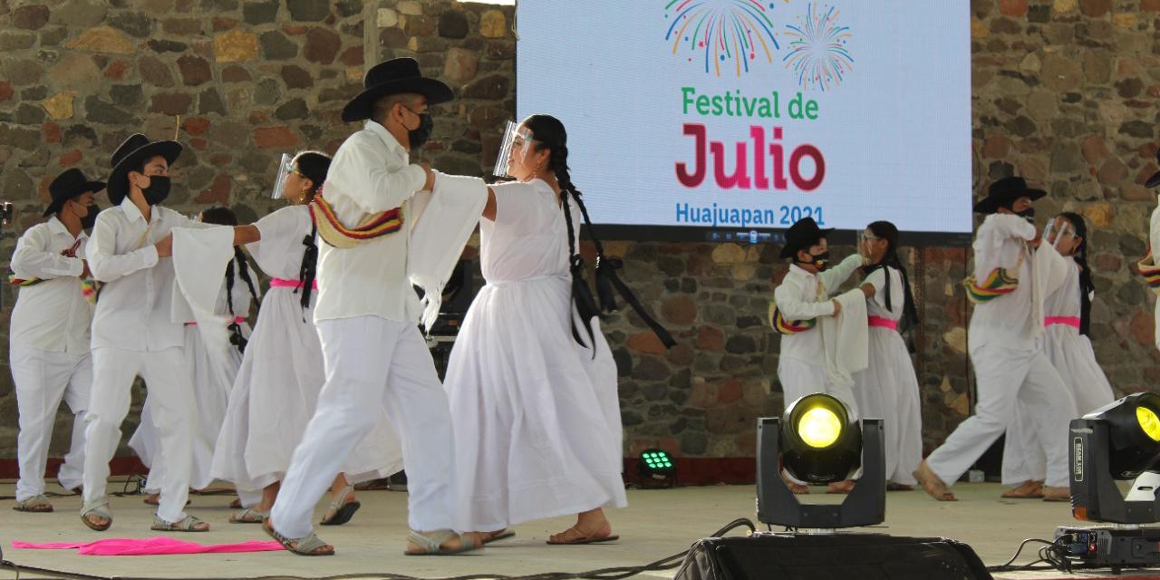 Con Guelaguetza da inicio el Festival de Julio 2021 en Huajuapan   El Imparcial de Oaxaca