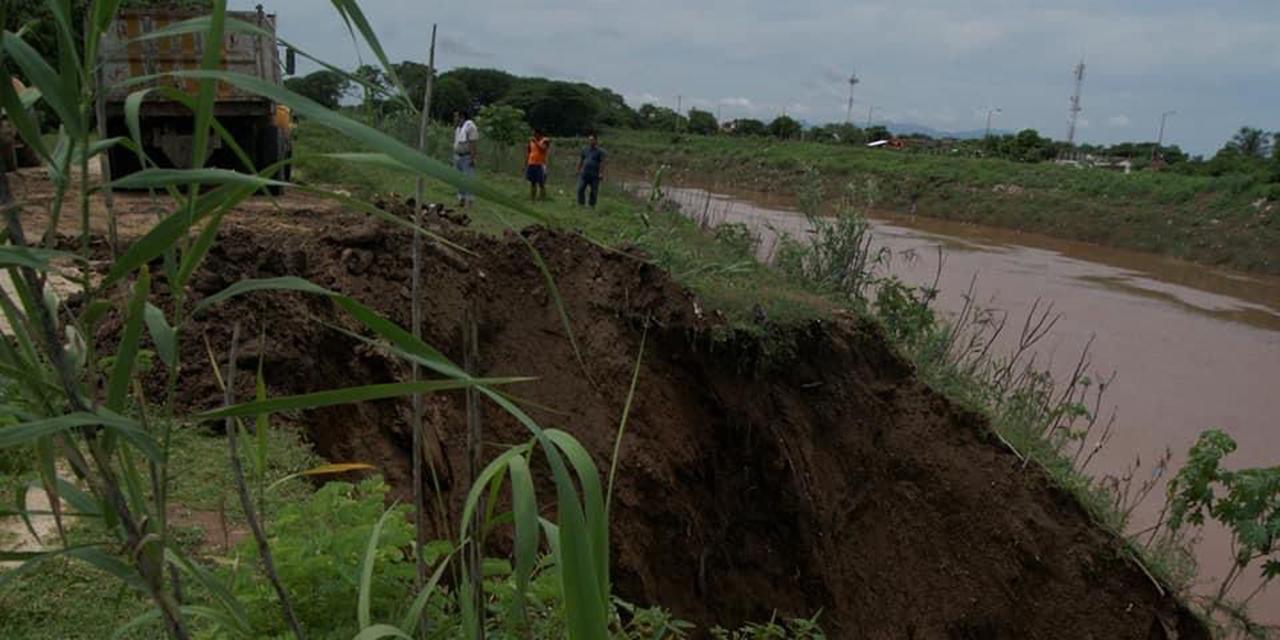 Conagua evalúa daños en río Los Perros   El Imparcial de Oaxaca