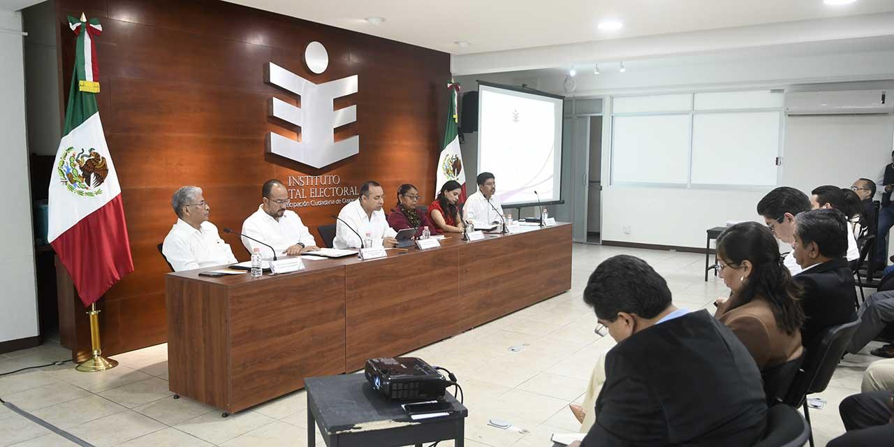 Aspirantes a presidenta del IEEPCO van a evaluación | El Imparcial de Oaxaca
