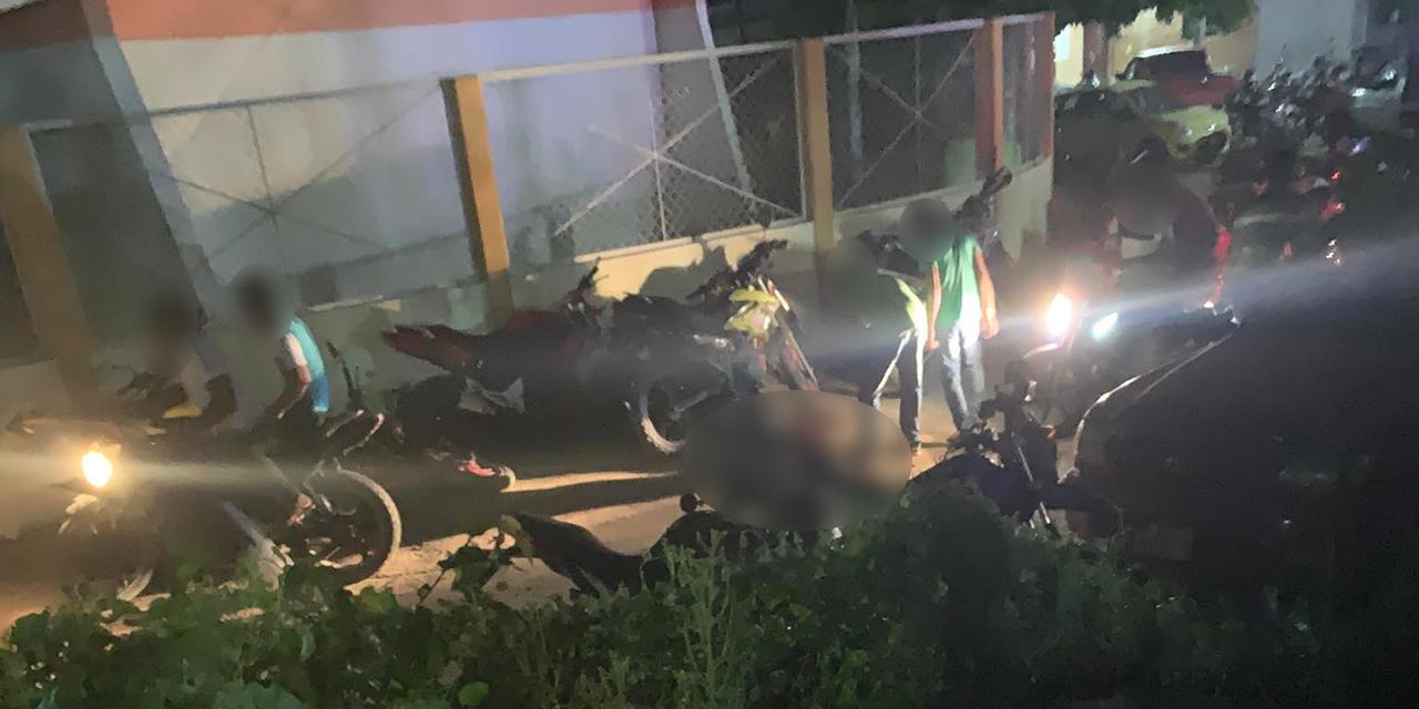 Asesinan a un joven en jaripeo | El Imparcial de Oaxaca