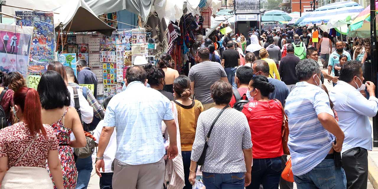 Obliga semáforo naranja a reducir niveles de riesgo | El Imparcial de Oaxaca