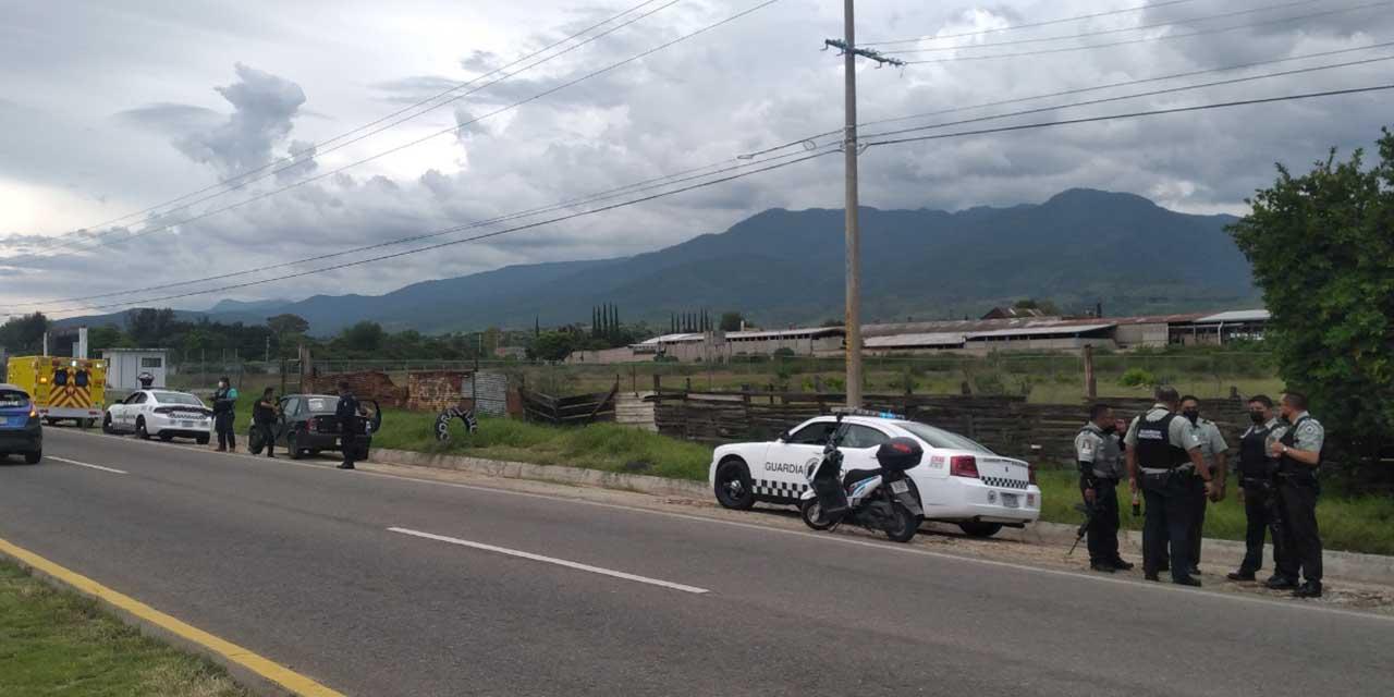 Confirma fiscal enfrentamiento entre AEI con elementos de GN | El Imparcial de Oaxaca
