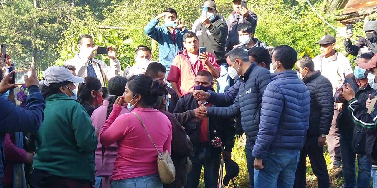 Murat encabeza el diálogo en Textitlán | El Imparcial de Oaxaca