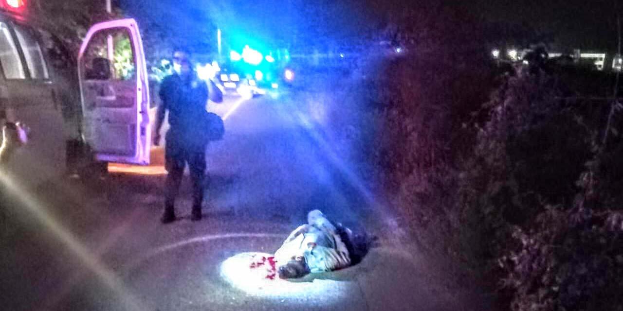Muere hombre atropellado | El Imparcial de Oaxaca